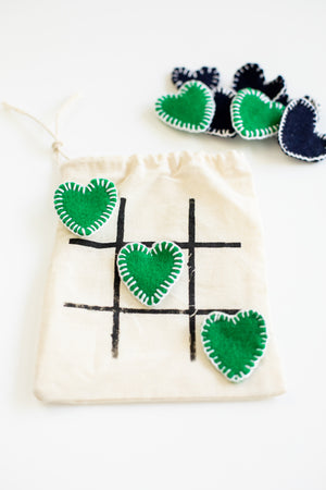 Tic-Tac-Toe Set Gifts - Fair Trade - Mercy House Global