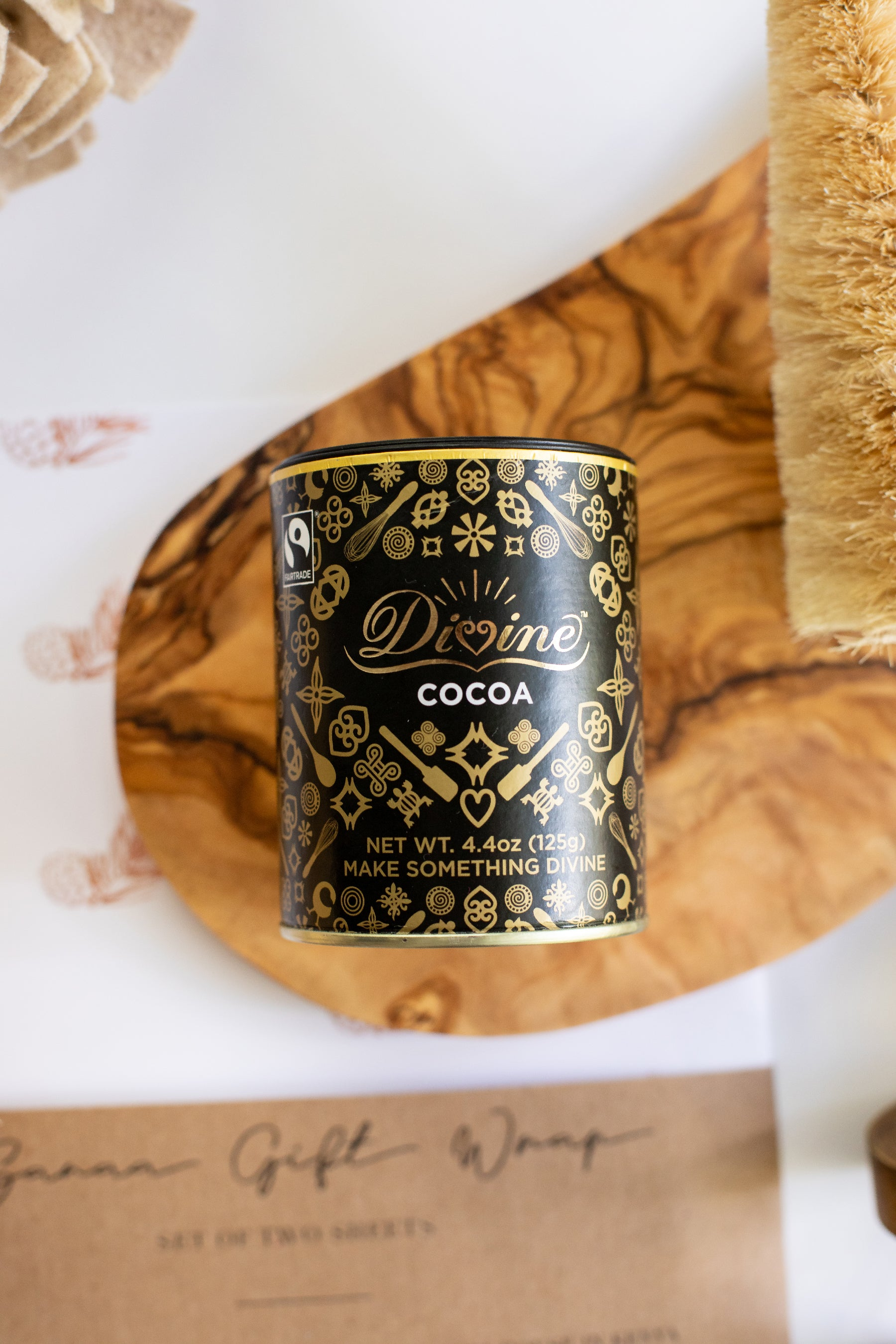 Divine Cocoa | Unsweetened Baking Chocolate Chocolate - Fair Trade - Mercy House Global