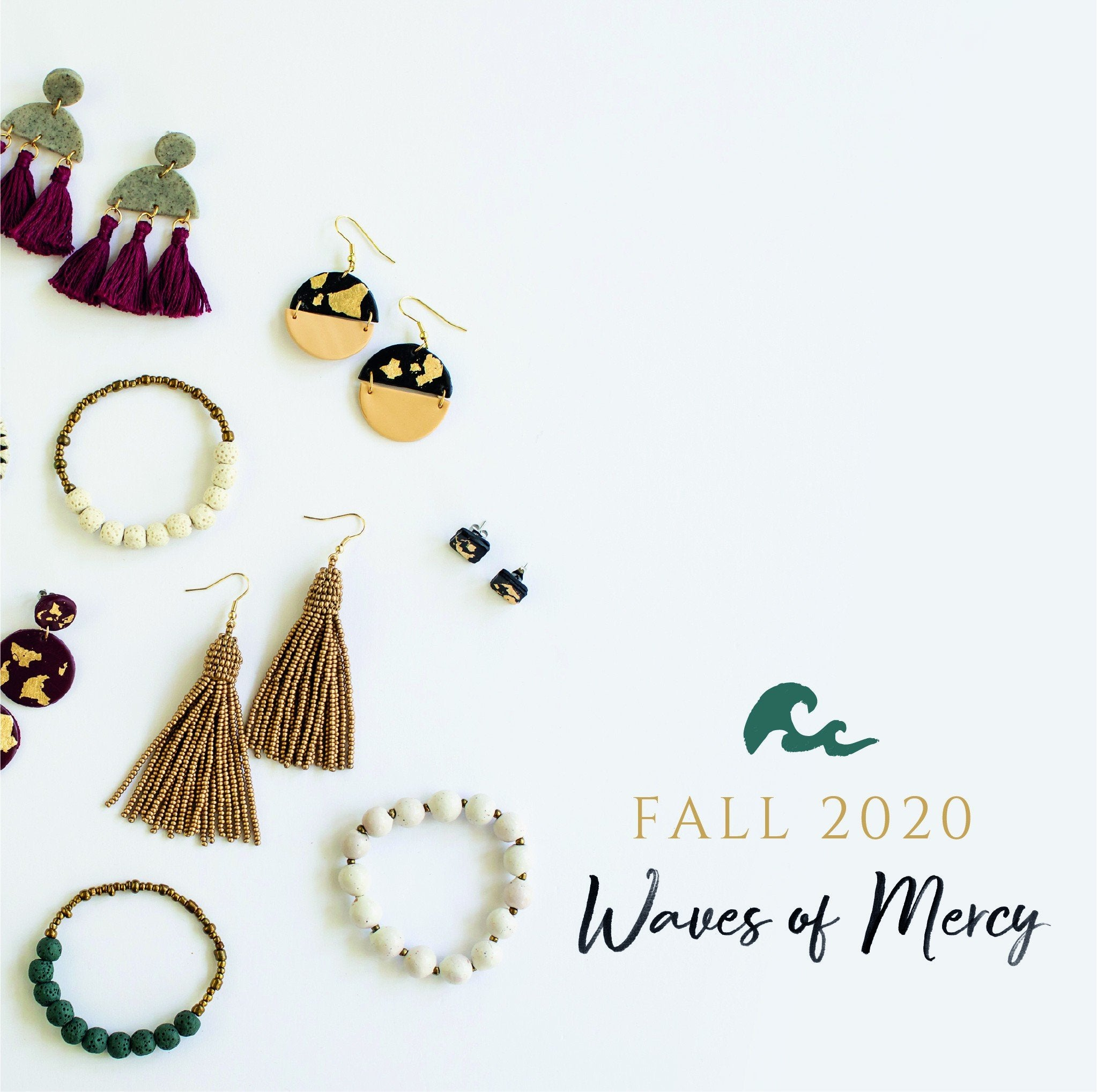 Waves of Mercy | NOW 50% OFF