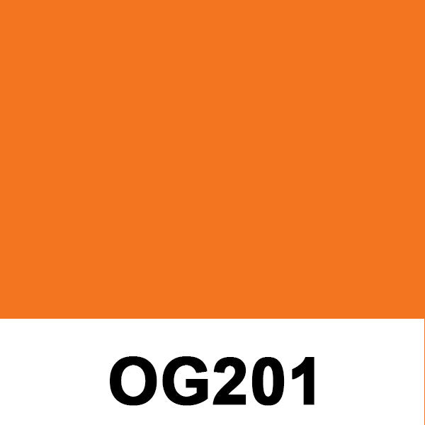 C909-OG201 Orange Superdurable 90 Gloss 5 LBS
