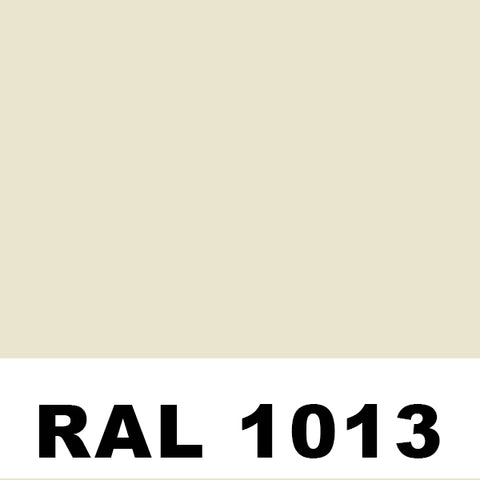 RAL1013 Oyster White Powder