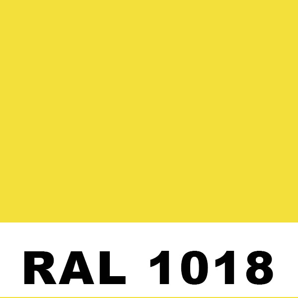 RAL1018 Zinc Yellow Powder