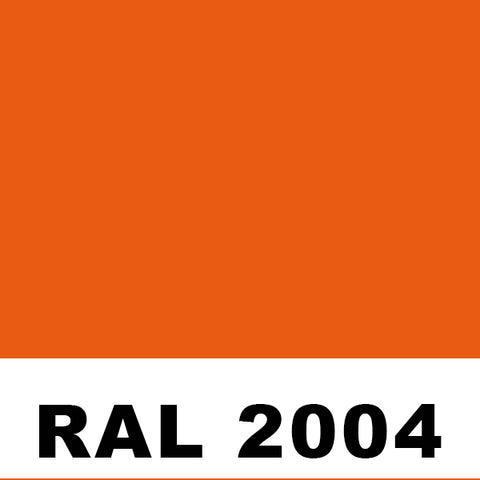 RAL2004 Pure Orange Powder