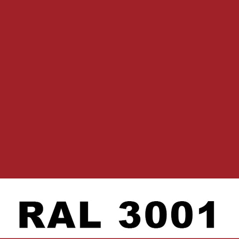 RAL3001 Signal Red Powder