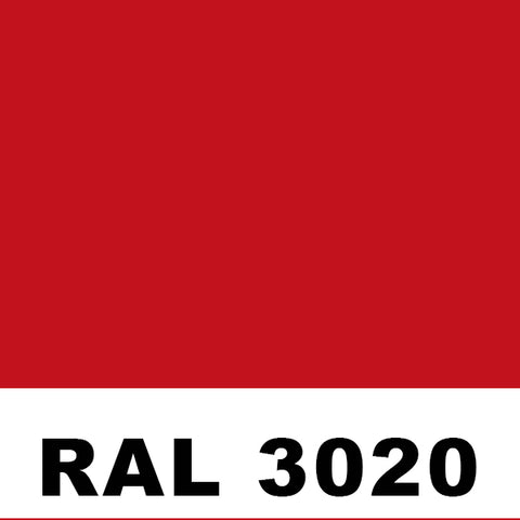 RAL3020 Traffic Red Powder