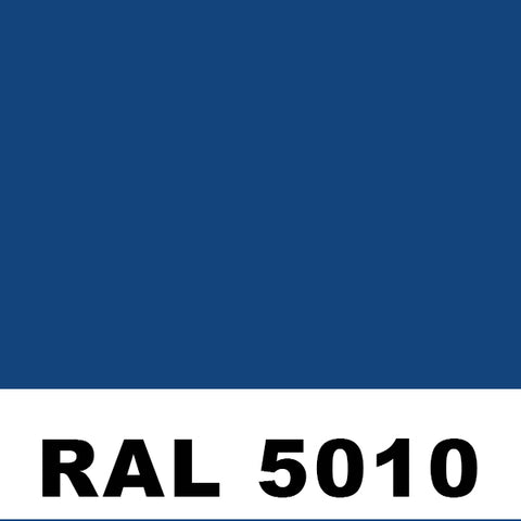 RAL5010 Gentian Blue Powder