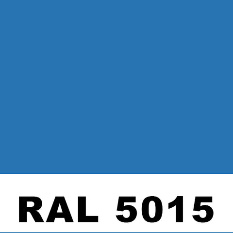 RAL5015 Sky Blue Powder