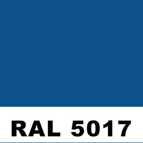 RAL5017 Traffic Blue Powder