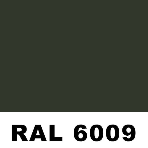 RAL6009 Fir Green Powder