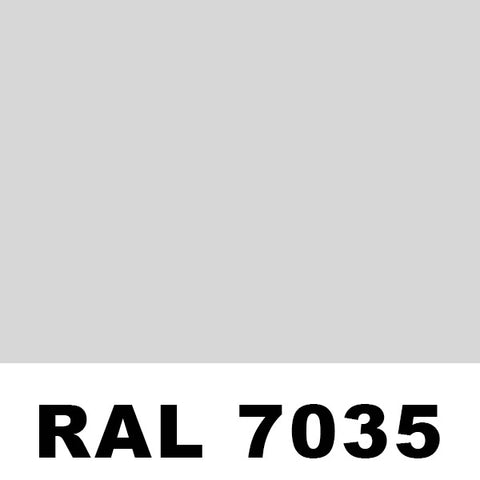 RAL7035 Light Gray Powder