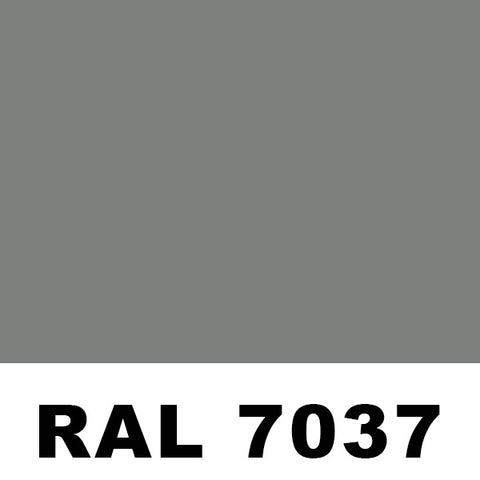 RAL7037 Dusty Gray Powder