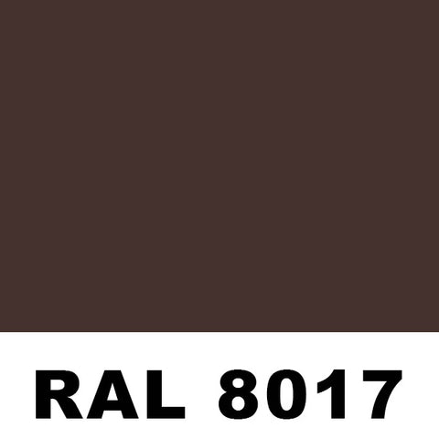 RAL8017 Chocolate Brown Powder