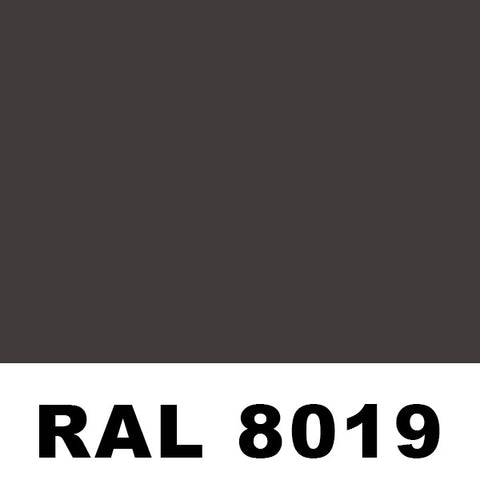 RAL8019 Grey Brown Powder