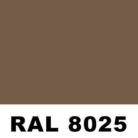 RAL8025 Pale Brown Powder