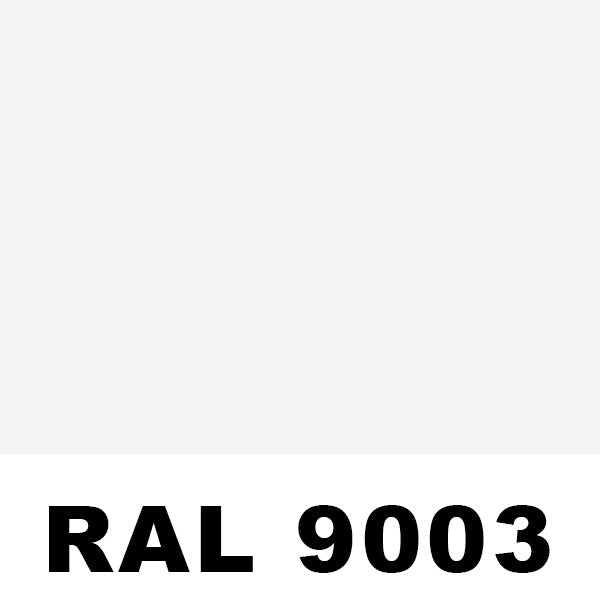 RAL9003 Signal White Powder
