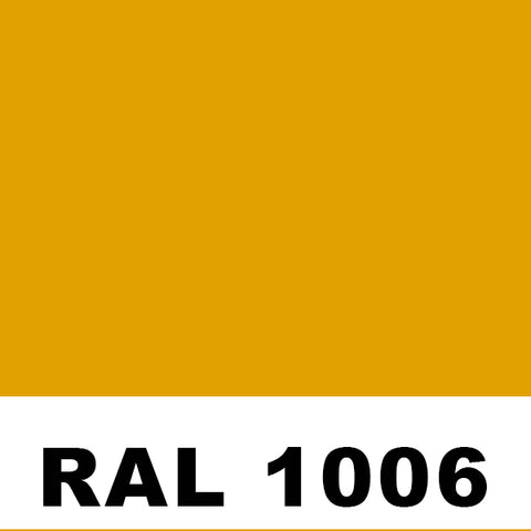 RAL 1006 Maize Yellow Aerosol