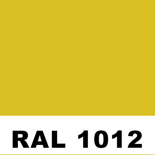 RAL 1012 Lemon Yellow Aerosol