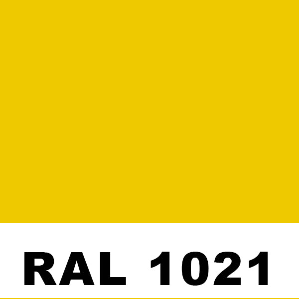 RAL 1021 Rape Yellow Aerosol