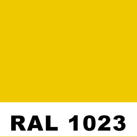 RAL 1023 Traffic Yellow Aerosol