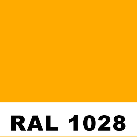 RAL 1028 Melon Yellow Aerosol