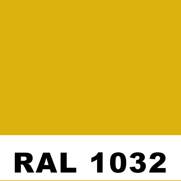 RAL 1032 Broom Yellow Aerosol