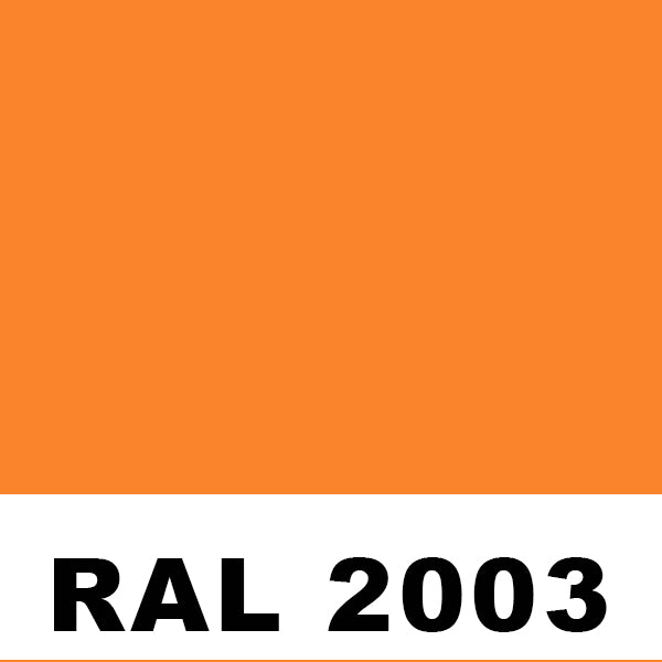RAL 2003 Pastel Orange Aerosol