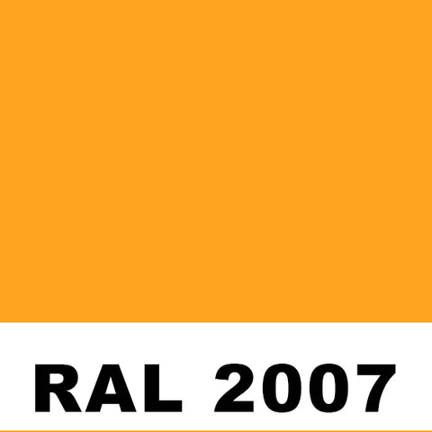 RAL 2007 Luminous Bright Orange Aerosol