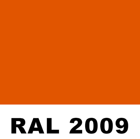 RAL 2009 Traffic Orange Aerosol
