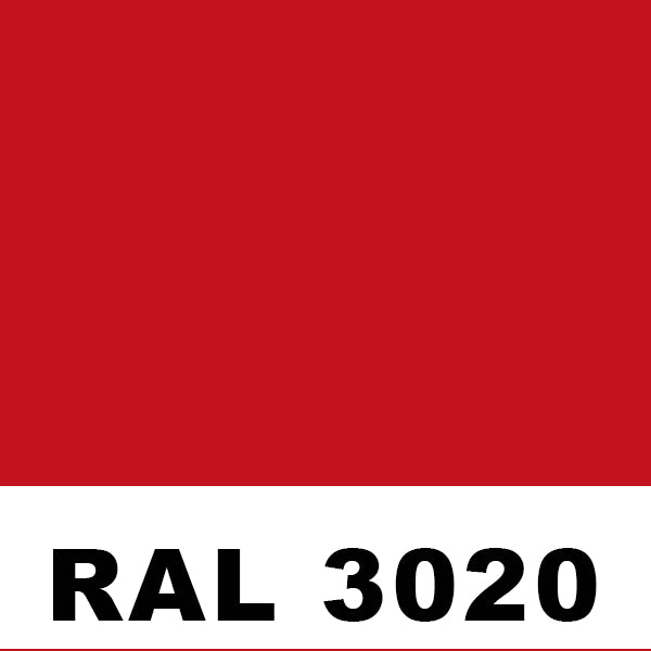 RAL 3020 Traffic Red Aerosol
