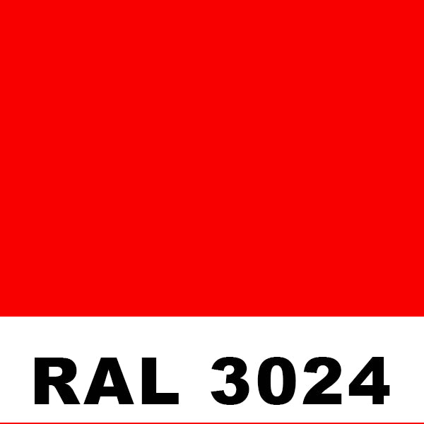 RAL 3024 Luminous Red Aerosol