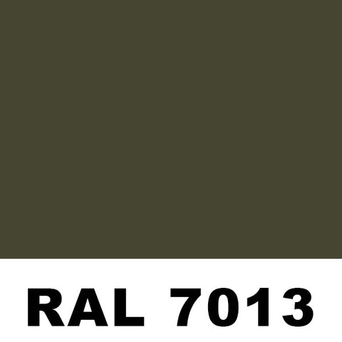 RAL 7013 Brown Grey Aerosol