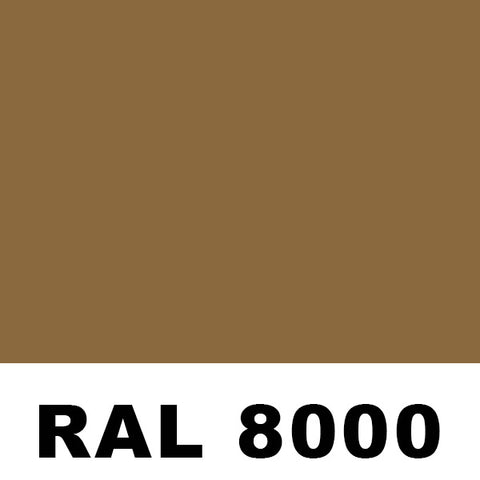 RAL 8000 Green Brown Aerosol