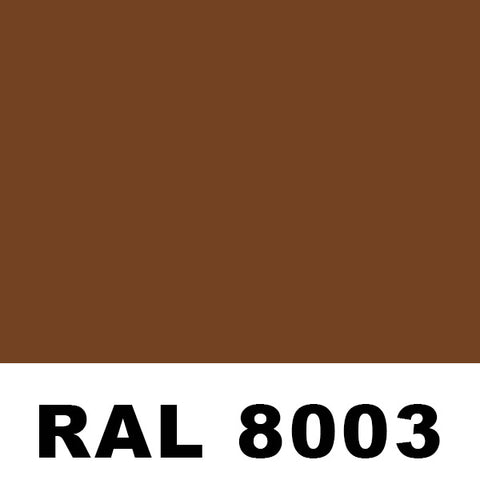 RAL 8003 Clay Brown Aerosol