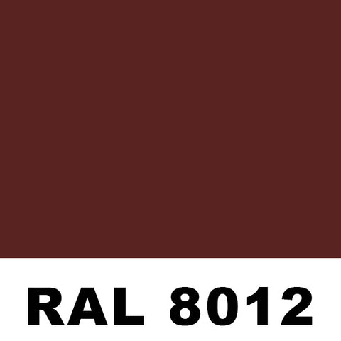 RAL 8012 Red Brown Aerosol