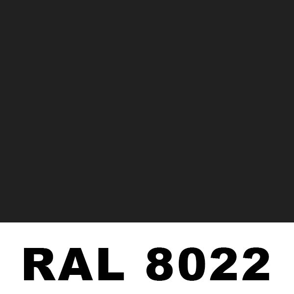 RAL 8022 Black Brown Aerosol