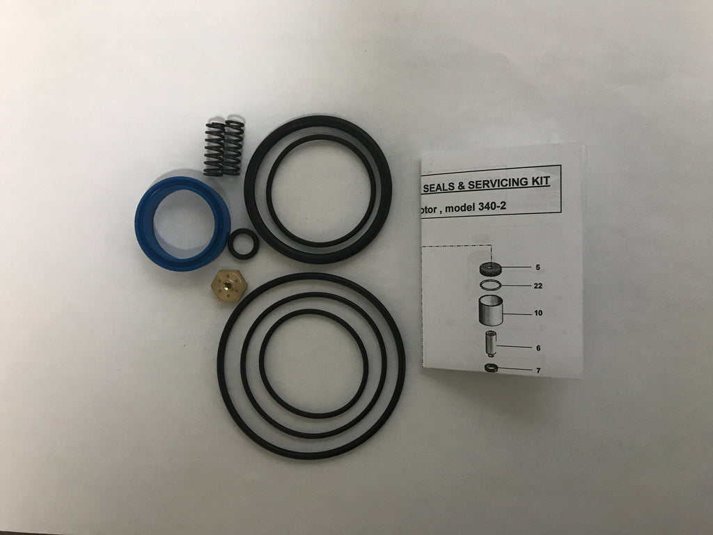 144-850-150 Repair Kit for Air Motor 340