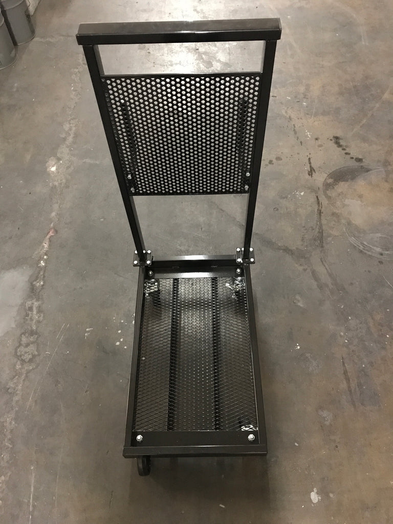 82-3508-00 Four-Wheel Cart for 15c25/30c25 or Smaller