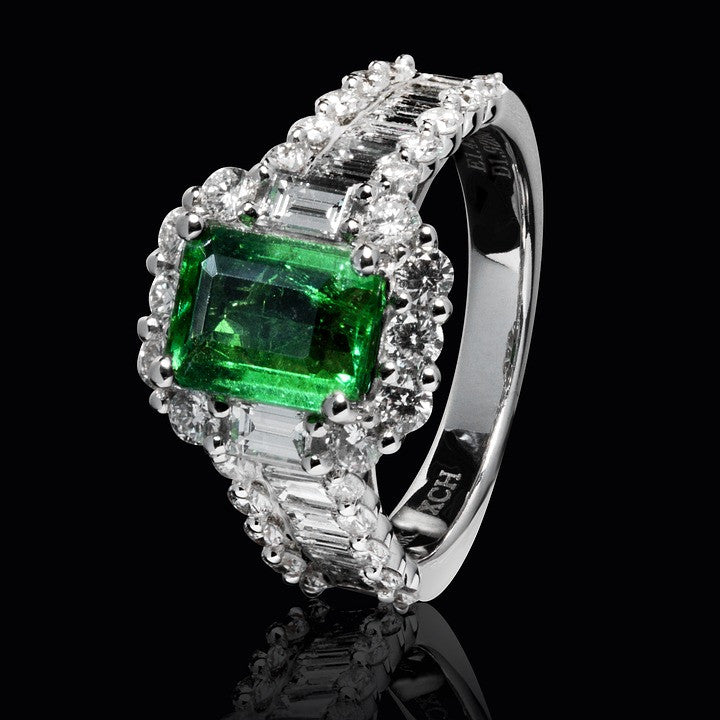 Emerald - May Birth Stone