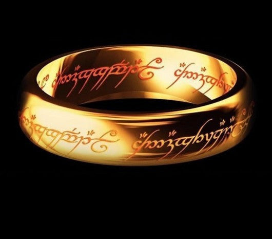 Power Gold the Lord of Ring