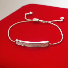 Diamond Micro Pave Fashion Bracelets