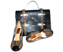 Pro Satchel bag & Pump Shoes
