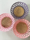 Bread basket-assorted colors