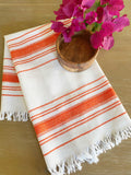 Dish towel - Orange