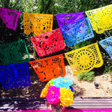 Wholesale Papel Picado Banner, 5 pack Large - MesaChic - 2
