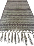 Handwoven Mexican Blanket or throw -Lightweight - MesaChic - 2