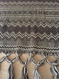 Handwoven Mexican Blanket or throw -Lightweight - MesaChic - 4