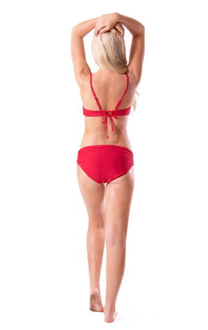 Hot Tropicana Push Up Bikini Set