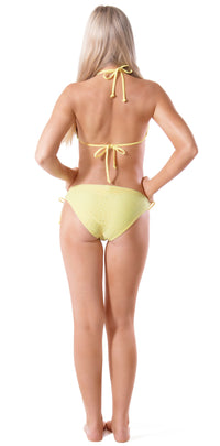 Tropic Sunrise Triangle Bikini Set