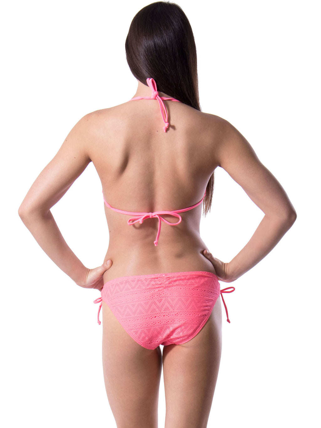 Pink Panther Triangle Bikini Set