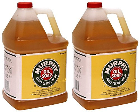 Murphy 101103 Oil Soap Liquid, 1 gallon (2 GALLONS)